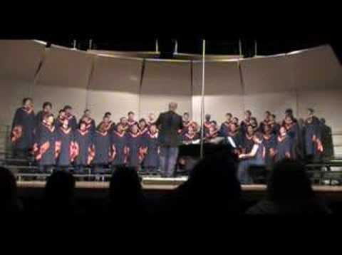 Platte County High School Men's Choir - Come to the Music