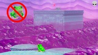 RETO: OLAS de VENENO ¡¡SIN SALTAR!! ¡¡SIN CAPPY!! - Super Mario Odyssey