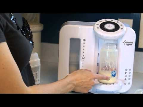 Tommee Tippee Closer To Nature Perfect Prep Machine Instructions
