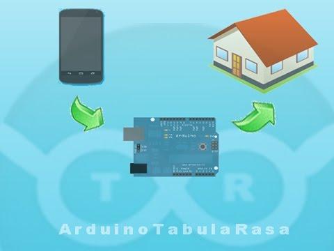 Arduino e Android per la domotica 3 – Caricare l'app sullo smartphone