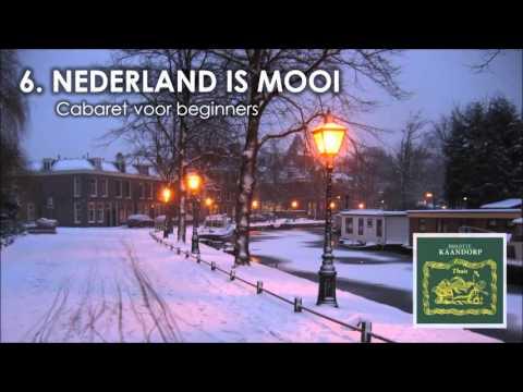 Brigitte Kaandorp - Nederland is mooi (CD Thuis)
