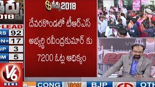 Latest Updates Of Telangana Assembly Election Results 2018