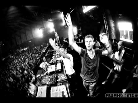 Egbert & Secret Cinema @ Awakenings Easter Aniversary 24.04.11