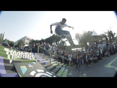 """Skate Jam """"Suzano"""" Pro Open Contest"""