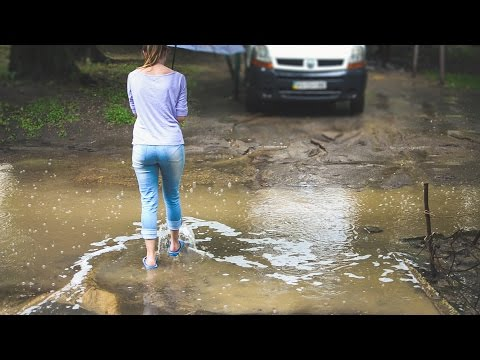 ХМЕЛЬНИЦЬКИЙ ЗАТОПИЛО! І так щоразу... 31.05.2016. Потоп у Хмельницькому