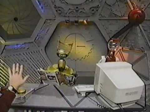Tom Servo and Crow's Mac/PC debate