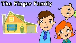 The Finger Family and More   SILLY FINGER SONG   Nursery Rhymes from Mother Goose Club!