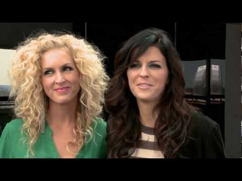 Little Big Town - Pontoon - Interview video