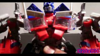 TF Critic Review: ROTF Optimus Prime Leader Class