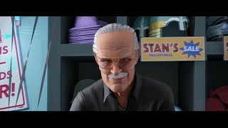 Stan Lee cameo (Spider-Man Into the Spider-Verse)
