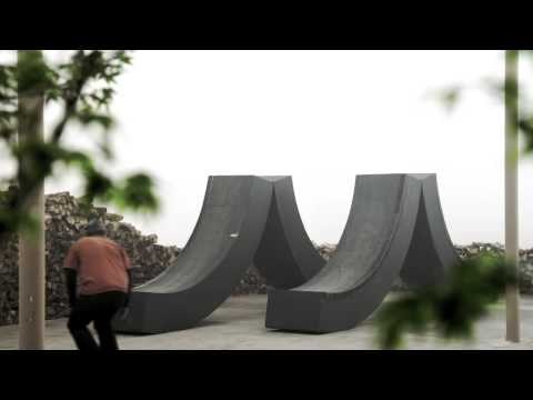 DVS Skate & Create 2009 Feature - Wood