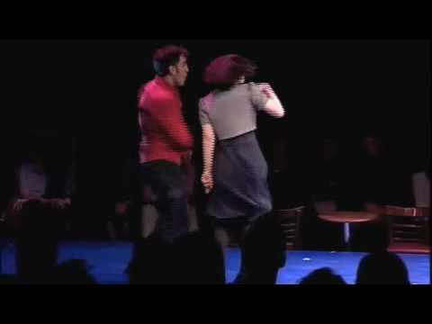 Were Just Friends-I Love You Because, Original Off-Broadway Production