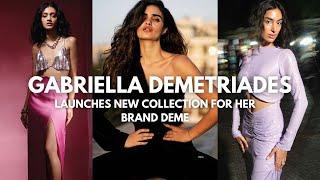 Gabriella Demetriades in a candid conversation with Sasha(www.hoture.com)