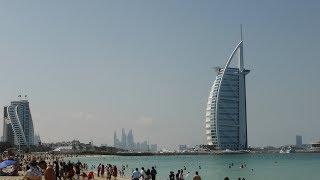 Dubai trip in winter 2018
