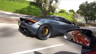THIS 720S IS INSANE   PRIVATE POKER RUN