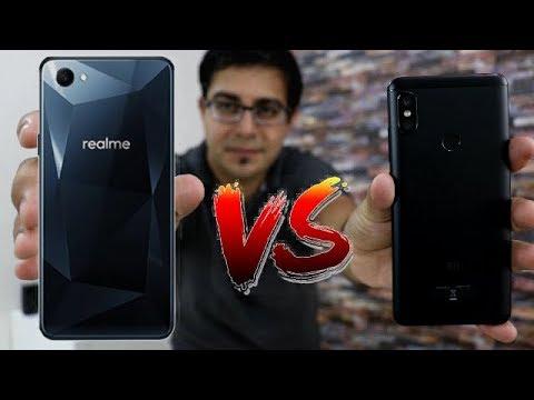 Oppo Realme 1 Vs Redmi Note 5 Pro Comparison I Hindi