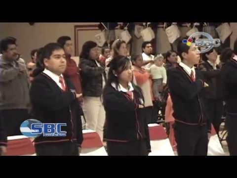 Graduacion de la Primera Generacion del Bachillerato Digital Numero 1 de Zacapoaxtla 03 07 14