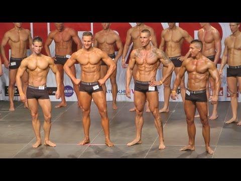 2012.10.20 X. Fitparade MEN's Classic Fitness Model, Multisport Festival - Sportmax, Budapest FullHD