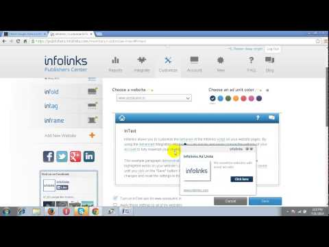 Infolinks review with Payment Proof Hindi/Urdu