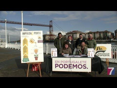 Portugalujo Despierta vuelve a financiar proyectos del tejido asociativo de Portugalete.