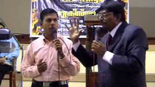 Spirit - Malayalam Christian Sermon: Stay with Holy Spirit by Pr.Collin D'Cruz (Chennai)