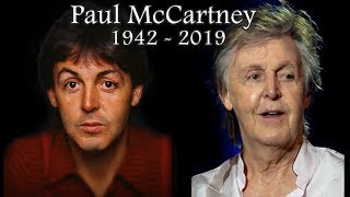 Paul McCartney // Amazing Transformation From 16 to 77 Years Old (1942-2019)
