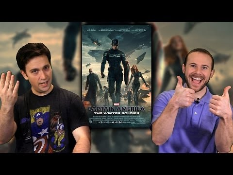 Captain America: The Winter Soldier Review!