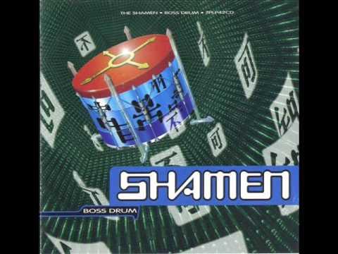 """The Shamen - Librae Solidi Denari - from the """"Boss Drum"""" album."""