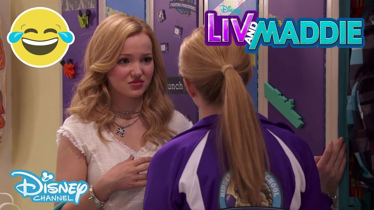 Liv & Maddie - Twin-a-Rooney - Part 2 - YouTube