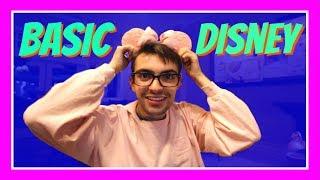 GUIDE TO BE DISNEY MILLENNIAL PINK BASIC | Disney World Vlog