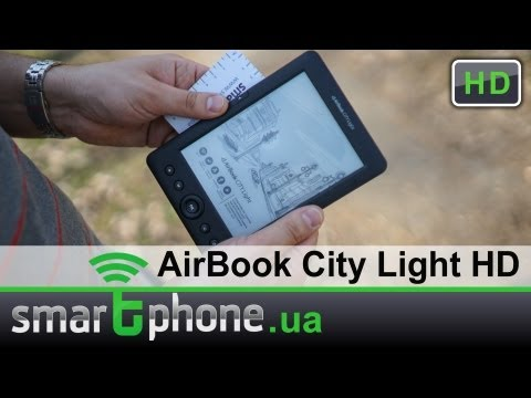 AirBook City Light HD - 