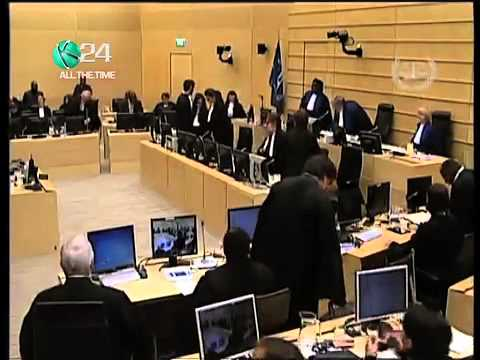 ICC Hands Former Congolese Rebel Leader 12 Year Sentence