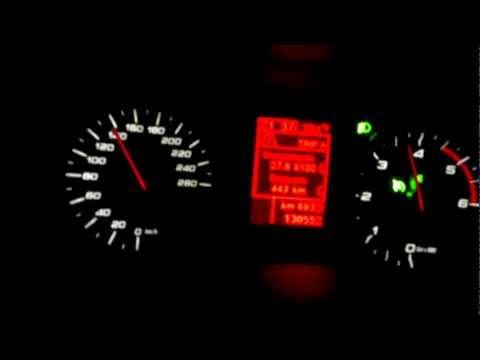 Alfa 159 2.4 JTDM 80-230 km/h