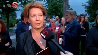 Manifestacja w Suwałkach