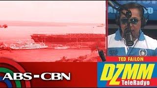 DZMM TeleRadyo: Hanjin Philippines hit by world shipping downturn, seeks rehab: SBMA