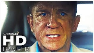 JAMES BOND 007: NO TIME TO DIE Official Trailer (2020) Daniel Craig, Rami Malek Movie HD
