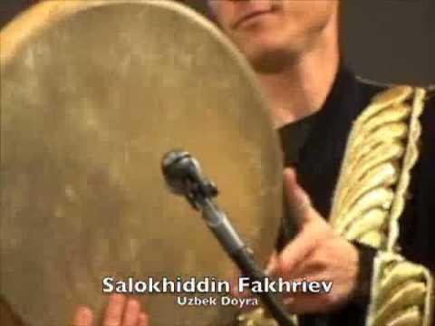 Salokhiddin Fakhriev:  Uzbek Doyra