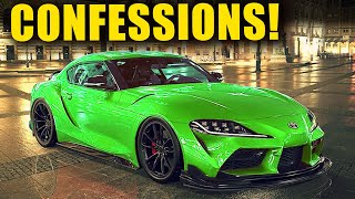 New Supra - The REAL Reason It Doesn't Have a 2JZ