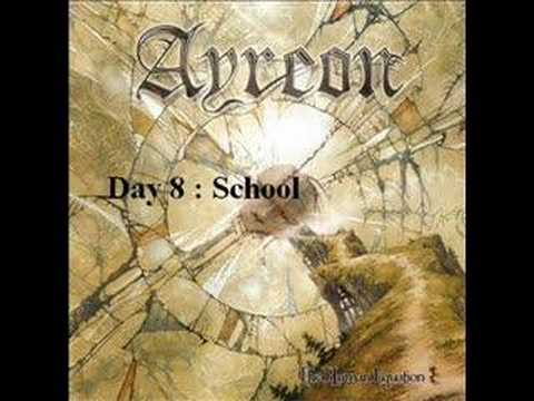 Ayreon - Day Eight_ School