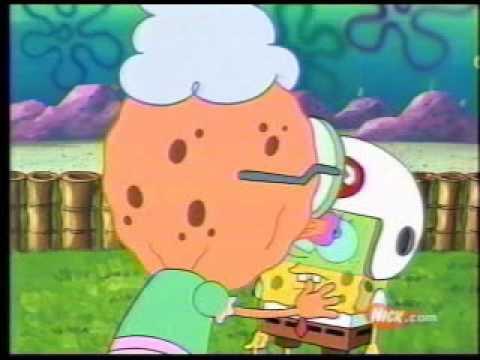 Grandmas Kisses Quotes Grandma Quot Kisses Quot Spongebob