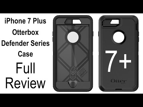 iPhone 7 Plus OtterBox Defender Series Case Full Review!