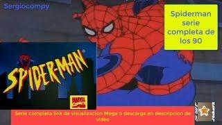 SPIDERMAN. Serie completa spiderman de los 90 en castellano. ESPAÑOL