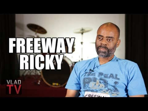 Freeway Ricky: I Was Making $200K a Day Profit Selling Cocaine