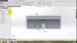 SolidWorks 2015 Tutorial Mordaza Estacionaria Parte 3