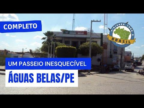 Viajando Todo o Brasil - �guas Belas/PE - Especial