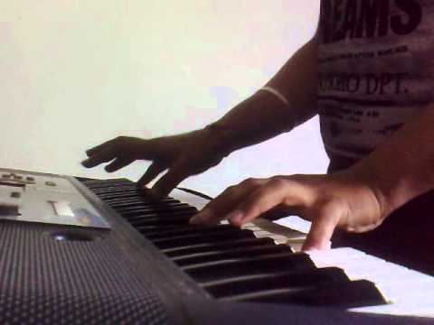 Do Pal Ruka Khwabon Ka Karwan On Piano... video