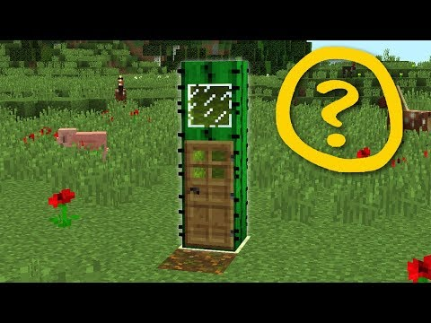 Minecraft: How to Build a Cactus House - Easy House Tutorial