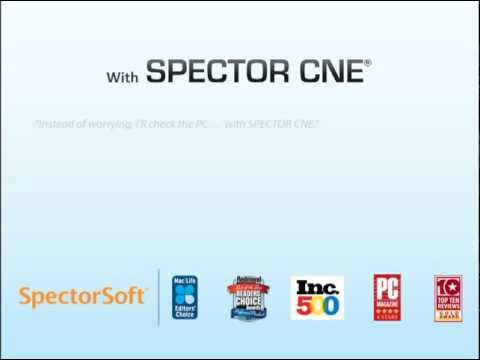 Spector CNE Employee Investigation Software