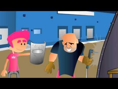 Seguridad industrial, salud ocupacional e higiene