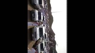 Saudi Arabi wedding and celebration festival